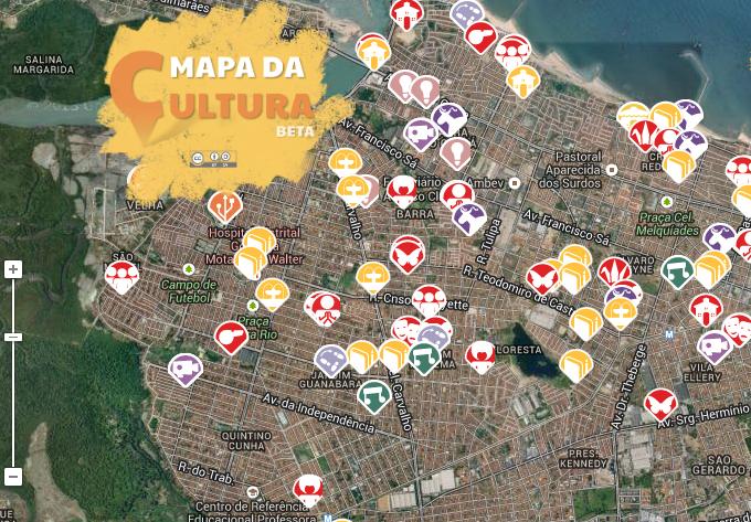 Mapeamento Fortaleza